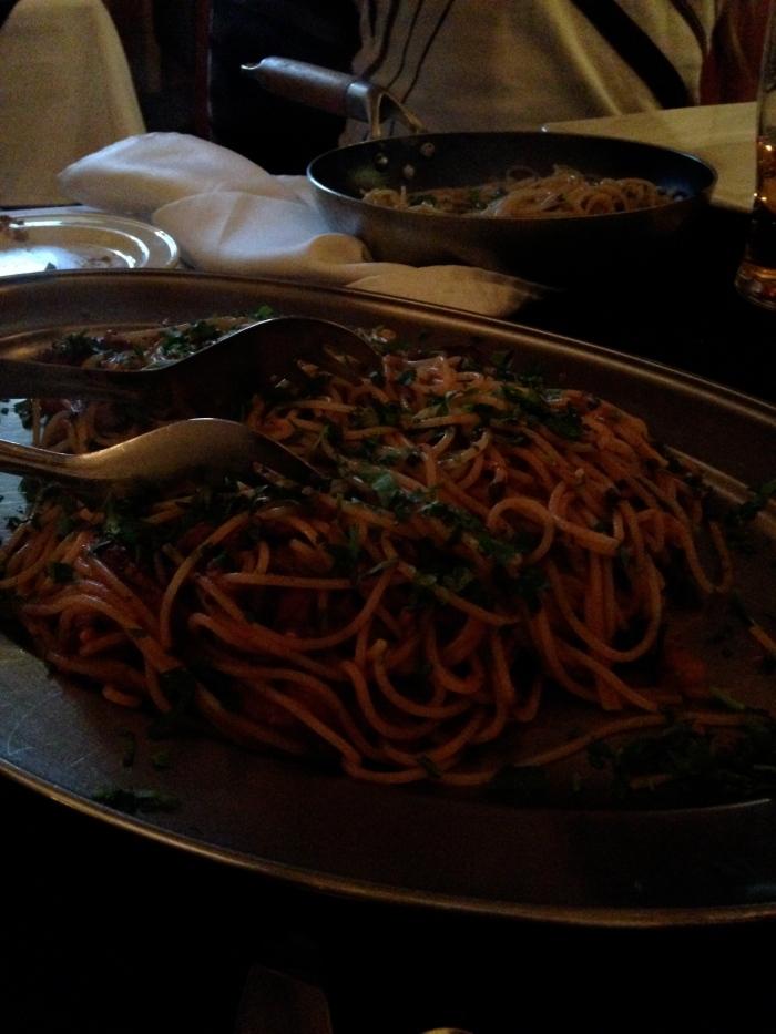 DINNER!!
