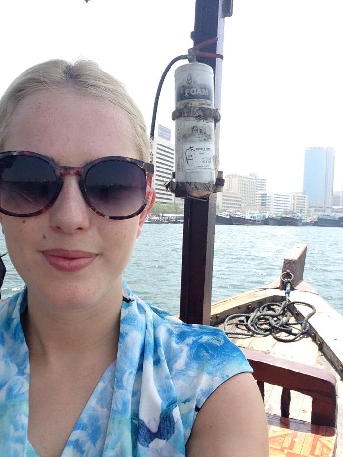 Sightseeing on Dubai Creek