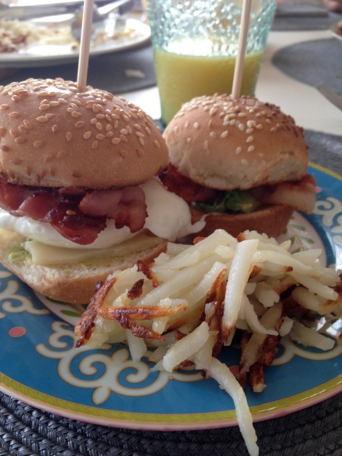 Breakfast Sliders!!!