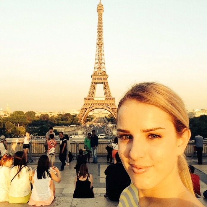 The Eiffel Tower and I