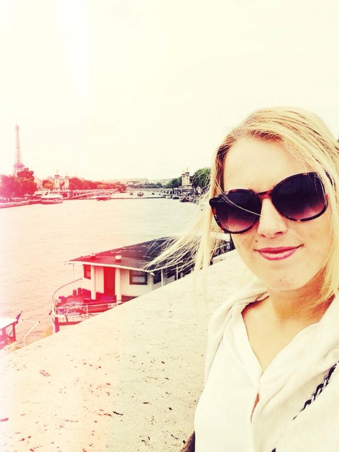 Au Revoir from Paris!