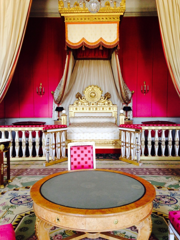 Marie Antoinette's Sleeping Quarters