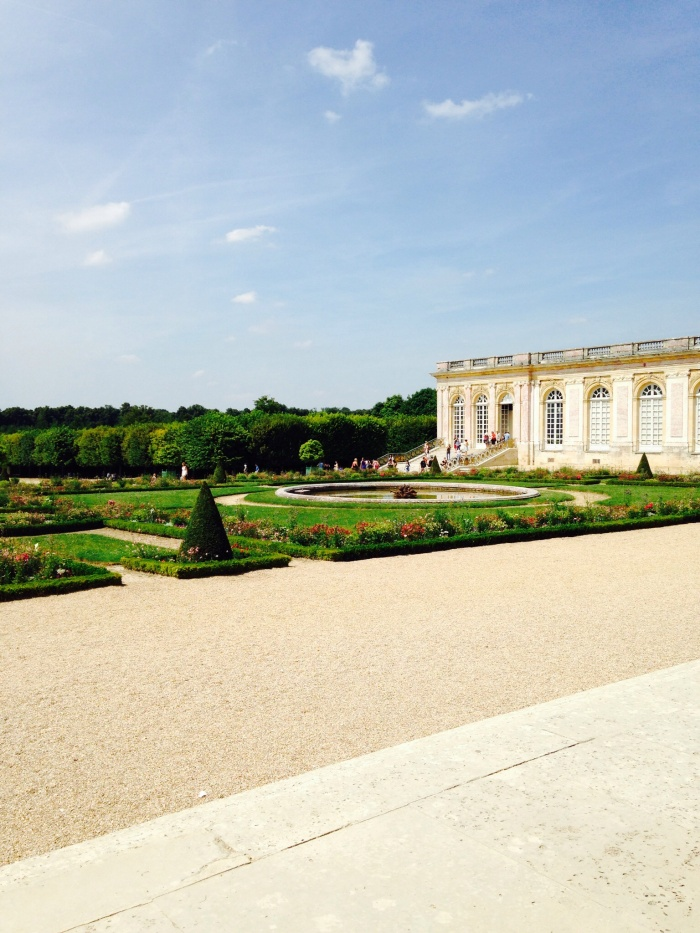 The View from Marie Antoinette's Windows