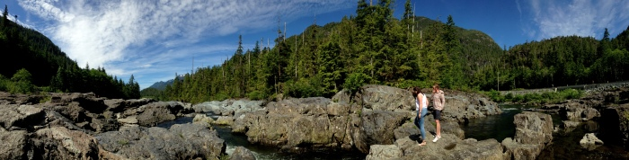 Canada is the perfect place for panoramas!