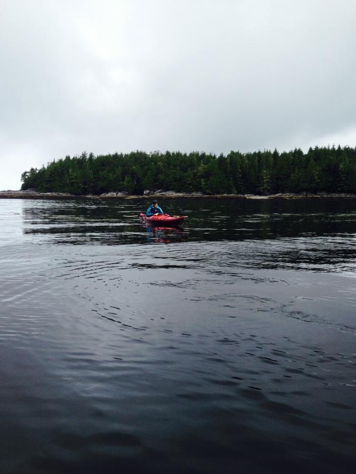 Me Sea Kayaking!