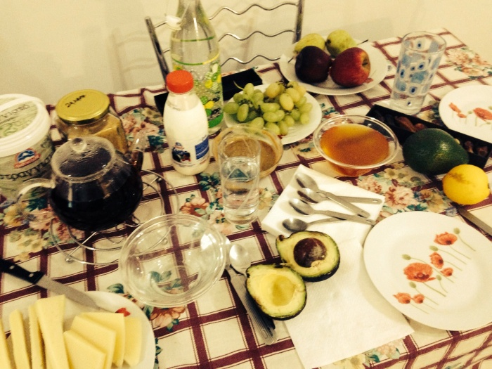 Breakfast feast!