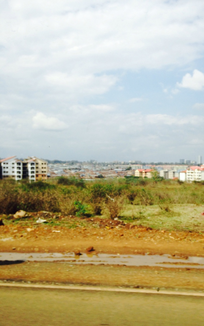 The largest slum in Africa