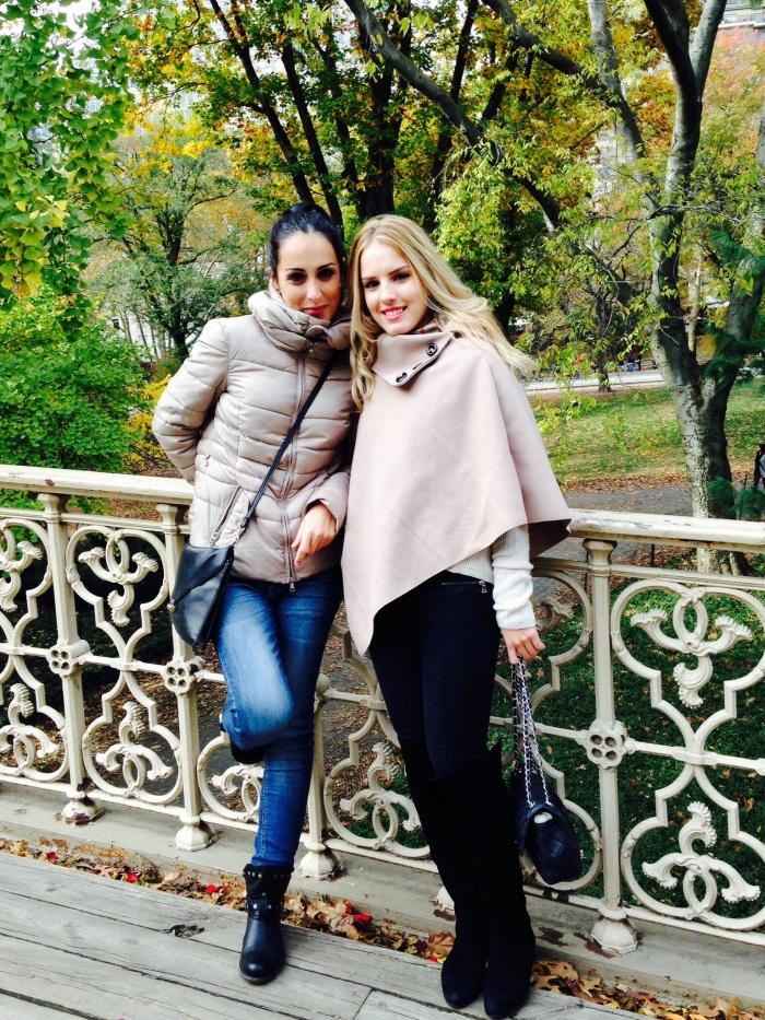 Gaia and I :)