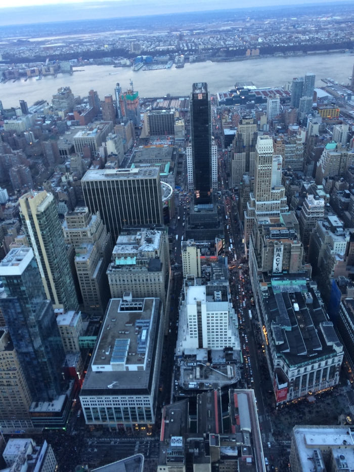 Empire State of Mind!
