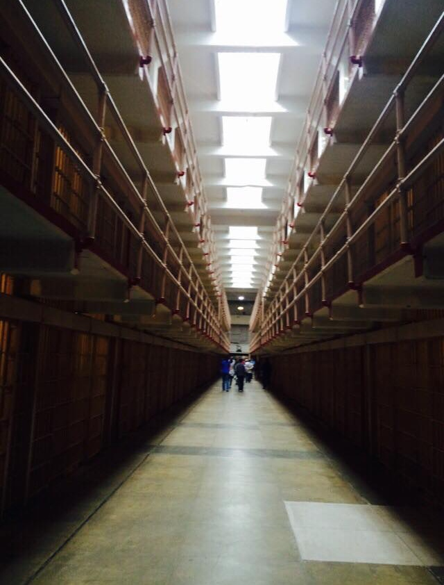 "Such an eye opening experience:  ""Broadway""  in Alcatraz"