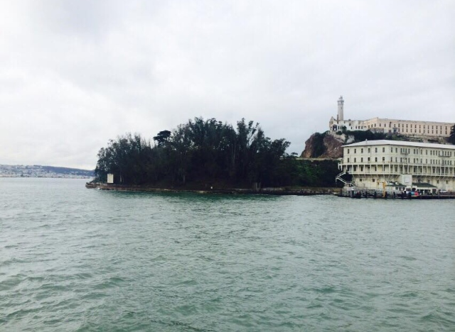 "Alcatraz is where ""Shutter Island"" was filmed with Leo Di Caprio!"