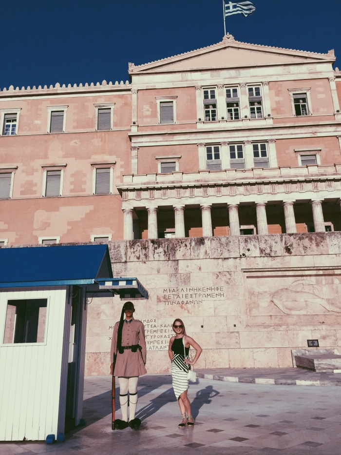 Syntagma Square/ Parliament House