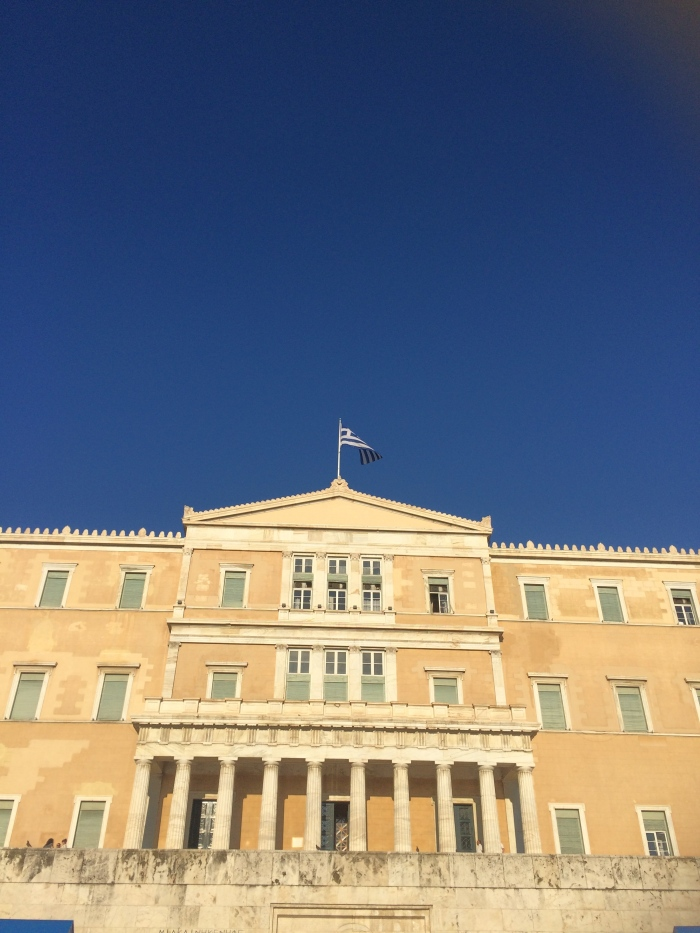 Parliament House, Athens