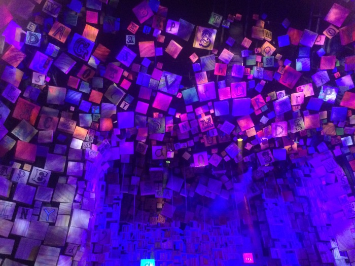 The spellbinding set of Matilda