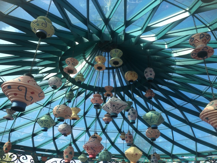 The Mad Hatter's Tea Cups