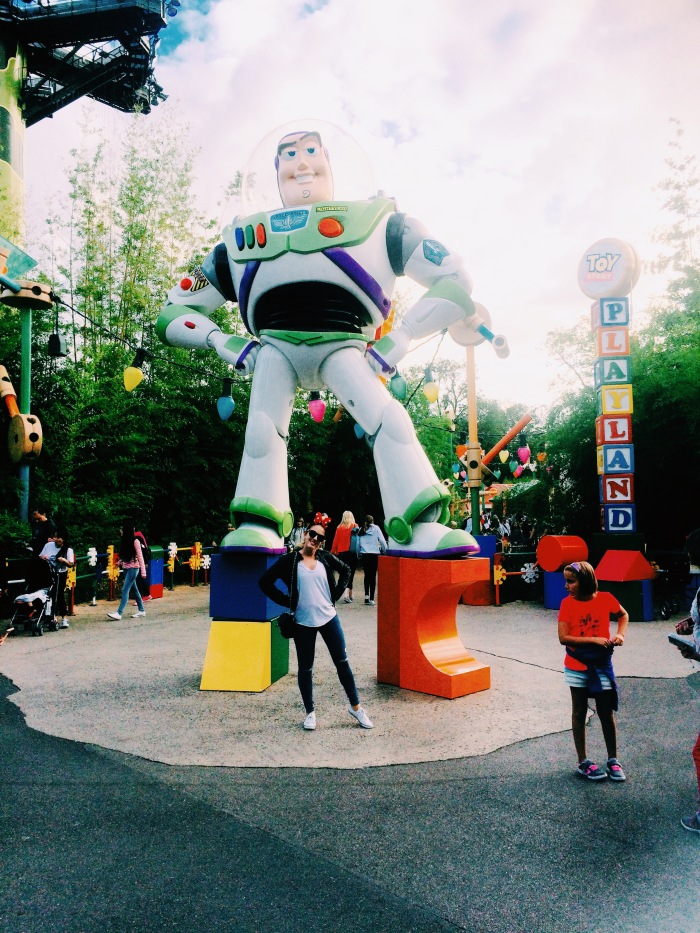 To infinity... and beyond! :P
