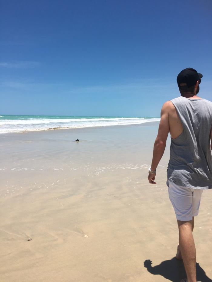 Exploring Cable Beach